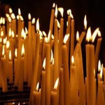 Снятие порчи свечами. Эзотерика, снятие порчи